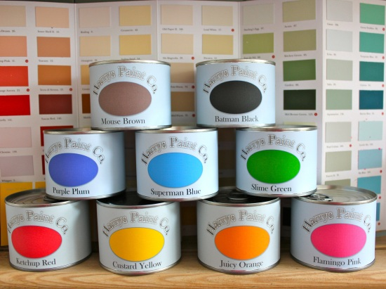 harrys paints